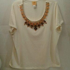 Ruby Rd Women's  shirt size 1 X